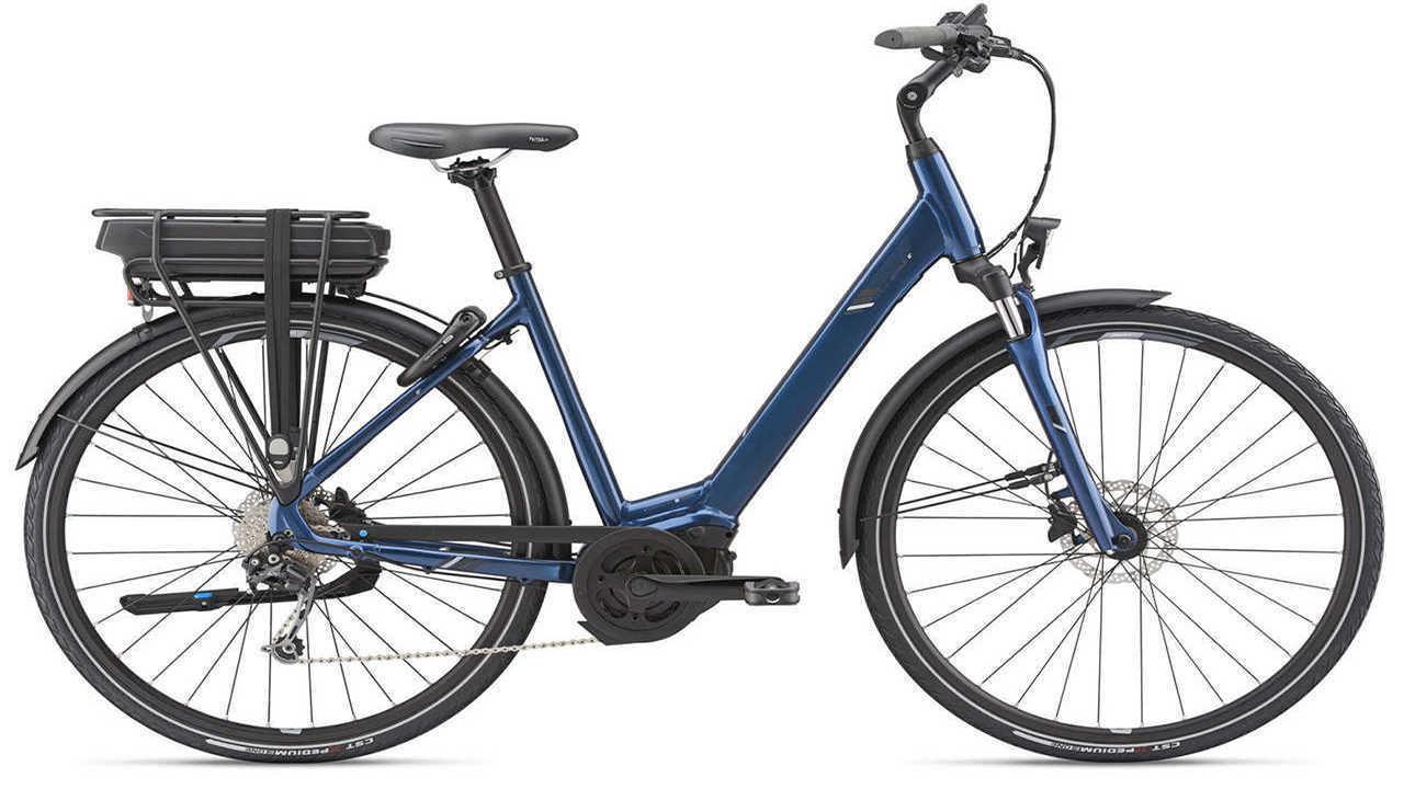 Giaiant Entour E bici elettrica Good Mood Sardegna